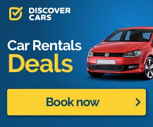 Car Rental Deals 300x250