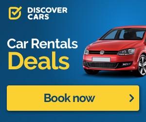 Car Rental Deals 300x250