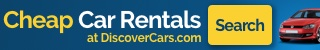 Cheap Car Rental 320x100